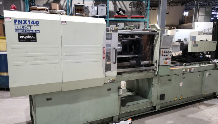 Used Nissei FNX140 Hybrid Machine (2008)