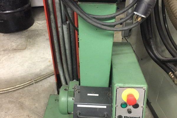 Used Rapid Granulators SR-66
