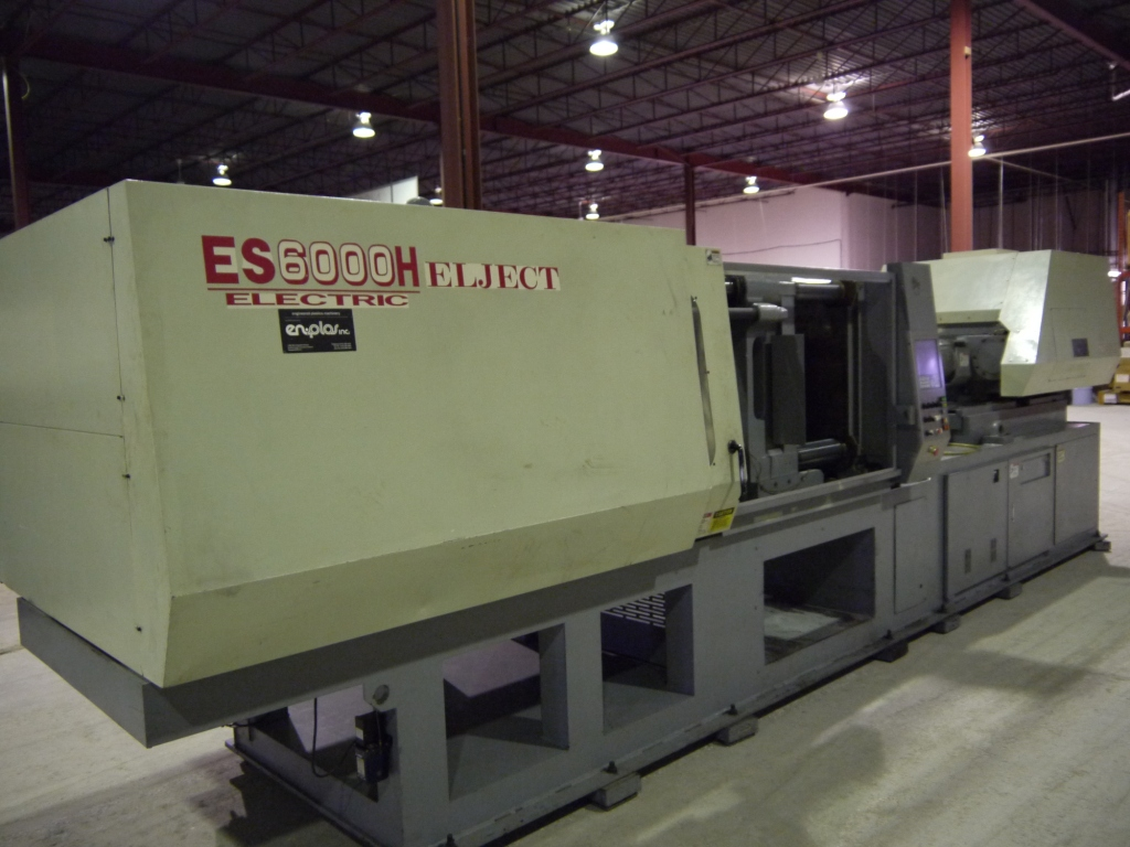 Nissei Injection Molding Machines