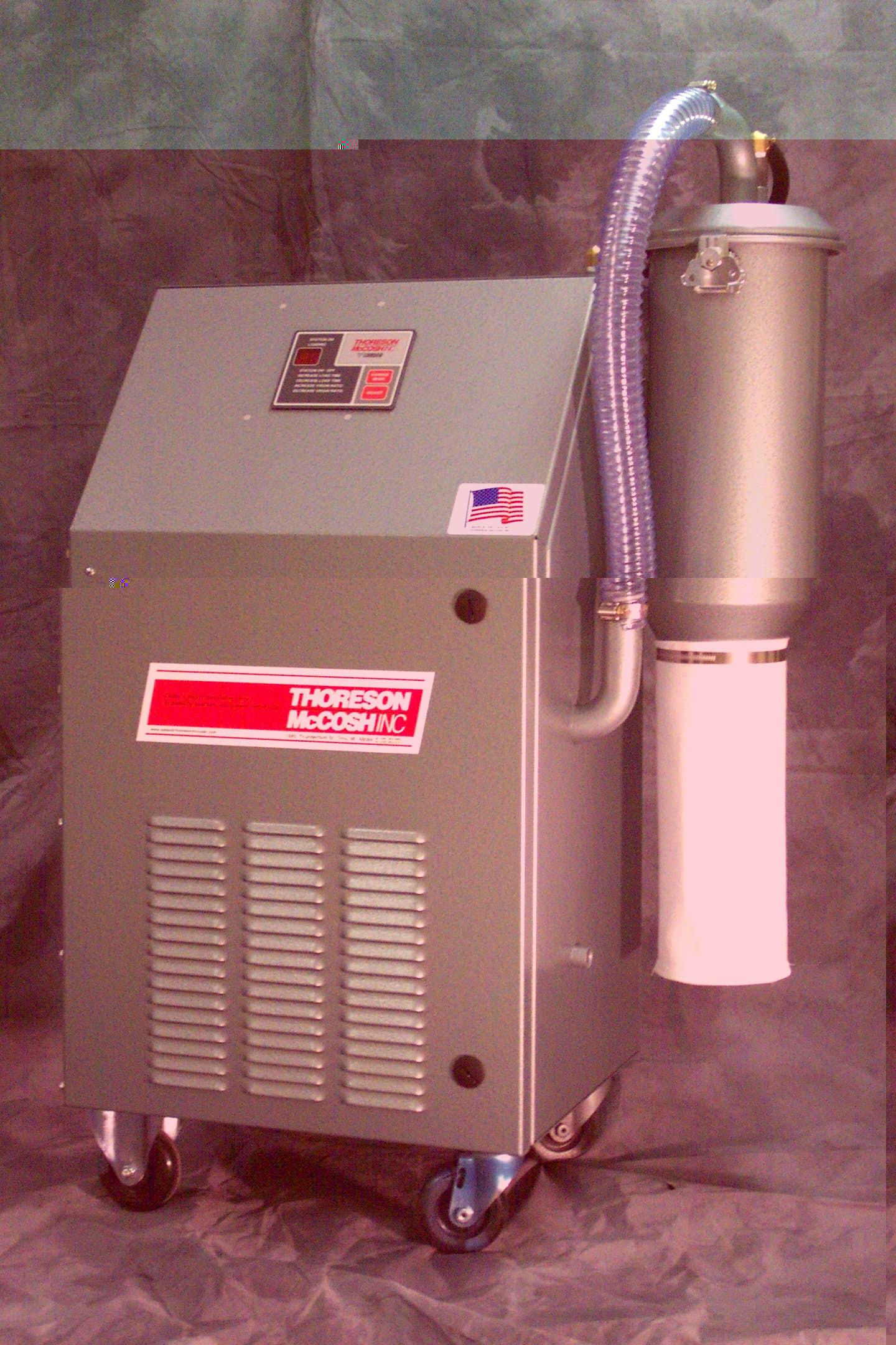 Thoreson Portable Vacuum Pump