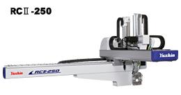 New Yushin RC Full Serov Robot - RC 250 Displayed