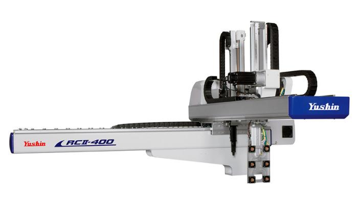 Yushin RC600 Year 2011 Servo Robot
